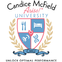Candice McField University