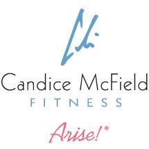 Candice McField Fitness Logo